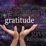 gratitude hands