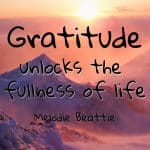 A Moment of Gratitude, The Positive Edge
