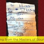 Setting Boundaries - The Positive Edge