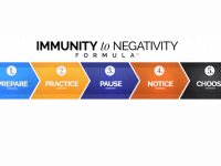 What Causes Us the Most Negativity? And How Can We Build Our Immunity?