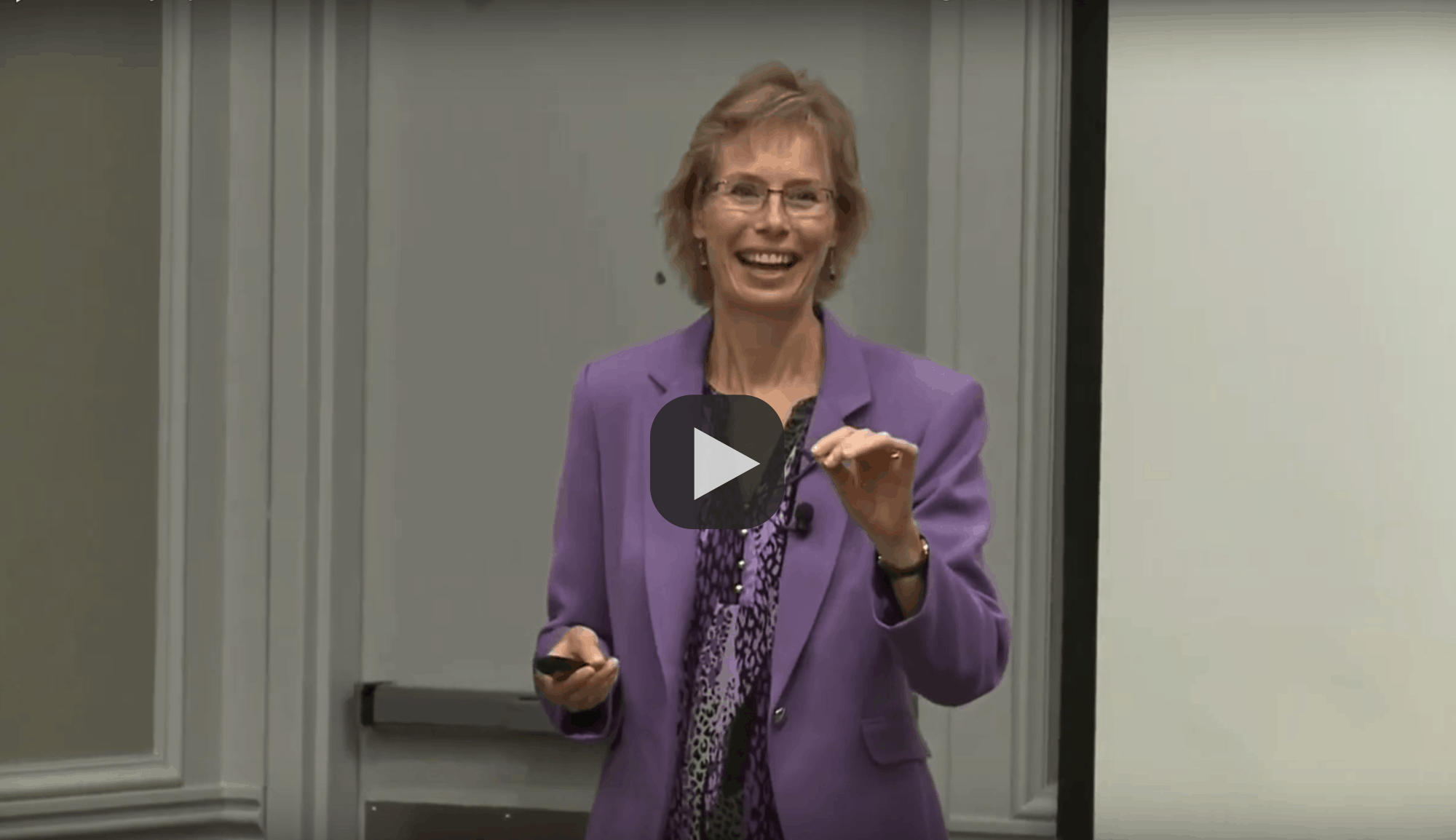 Tina Hallis speaking highlights about shifting your thinking