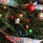 Christmas Tree and holiday memories