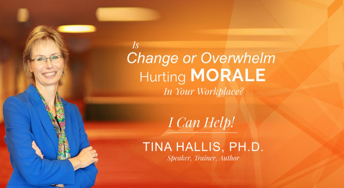 Tina Hallis The Positive Edge