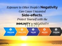 Do Your Loved Ones Ever Drive You Crazy? Build Your Immunity